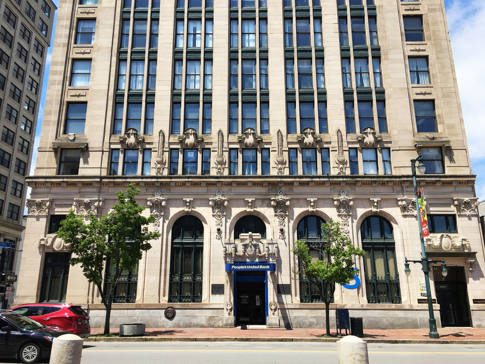 Fidelity Building at 465 Congress Street
