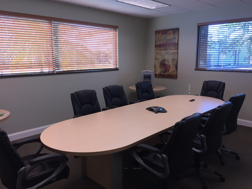 Conference Room 1 View
