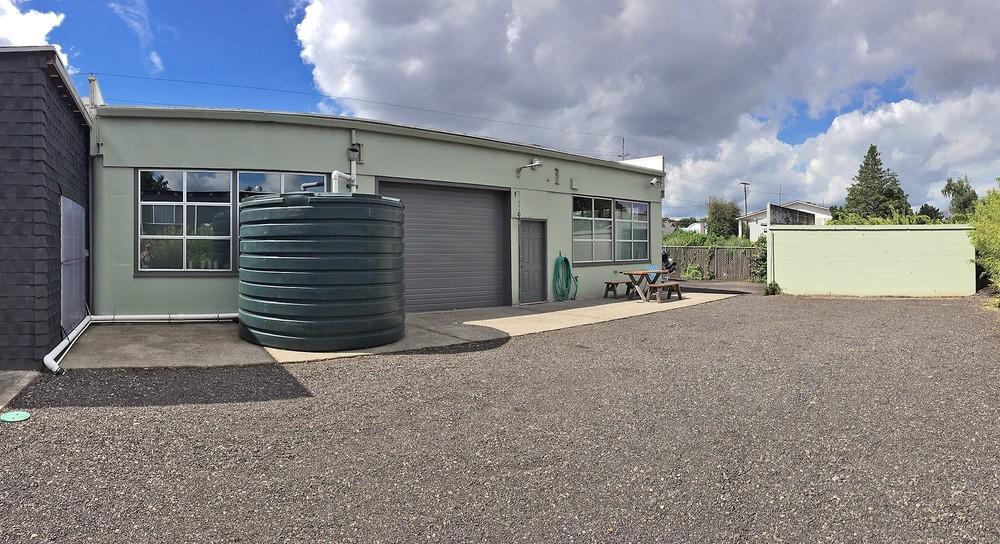 3000 gallon Bushman cistern