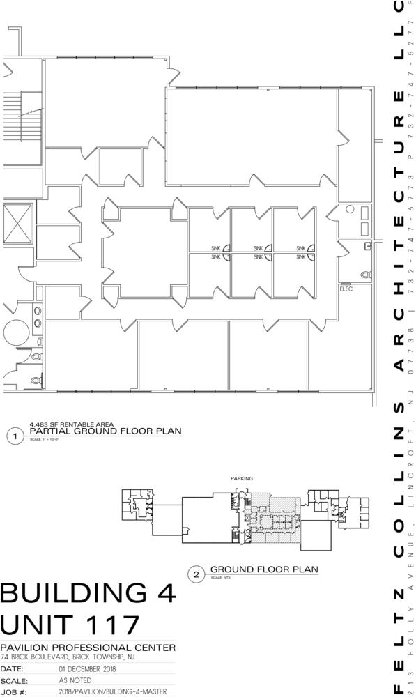 Turnkey Medical Suite at Pavilion Professional Center