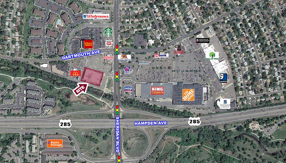 Hampden Avenue & Sheridan Boulevard