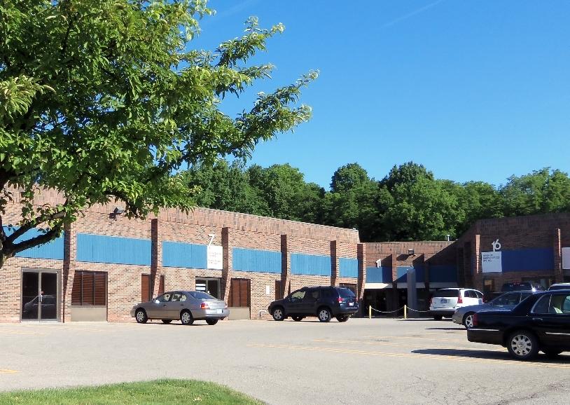 Hilltop R & D Center