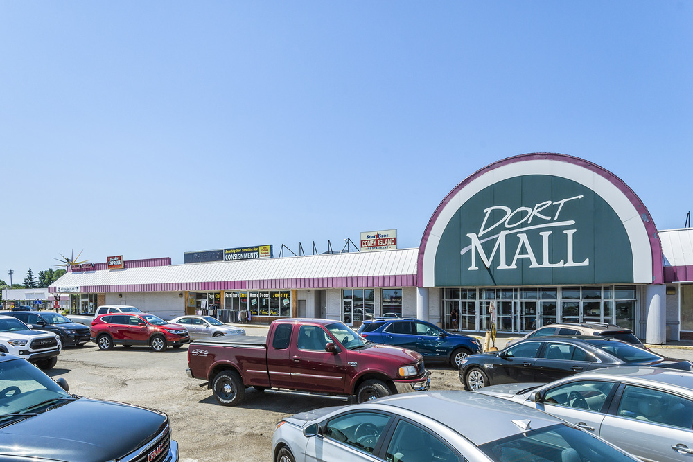 The Dort Mall