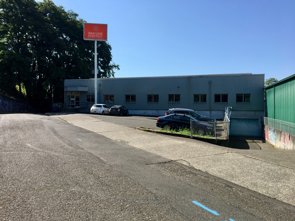 5,000 SF Office with 5,000 SF Shop