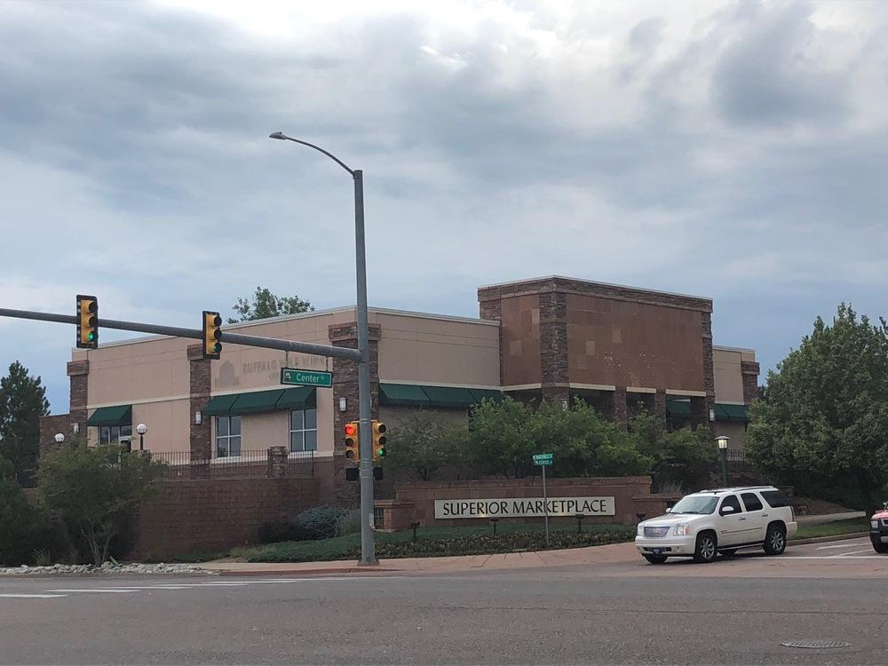 Center Drive & Marshall Road - SWC