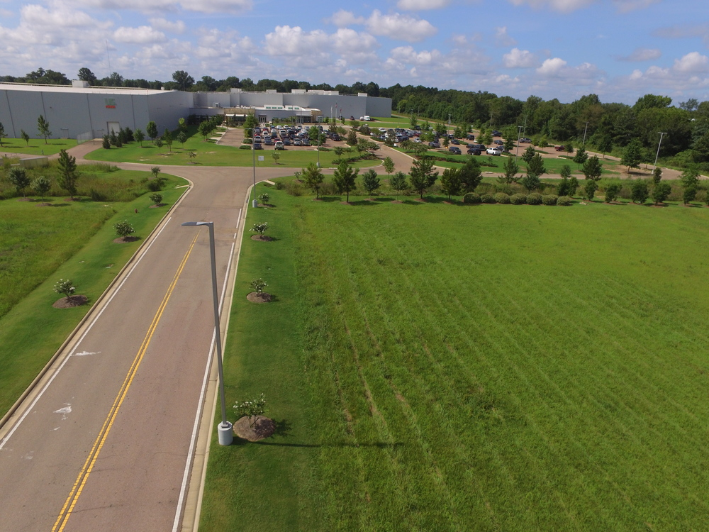 """""""Construction Ready"""" Flowood MS Commercial / Industrial Lots"""