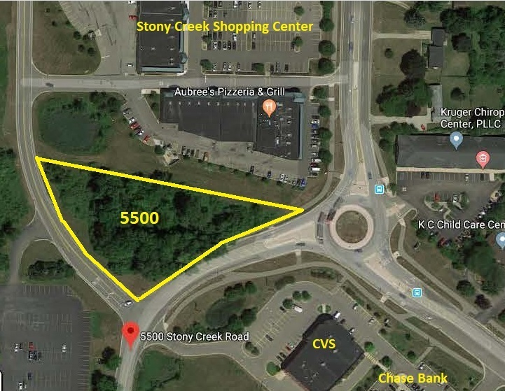Commercial Corner | Development Land for Sale in Ypsilanti