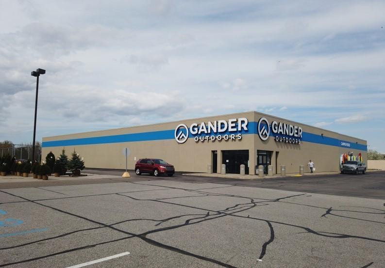 Former Gander Outdoors