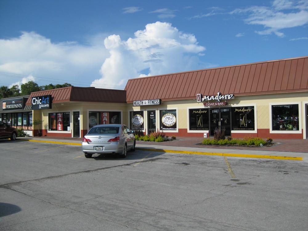 Coral Cove Mall
