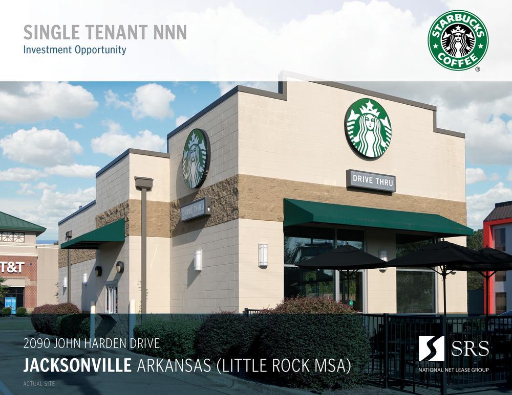 Jacksonville, AR - Starbucks