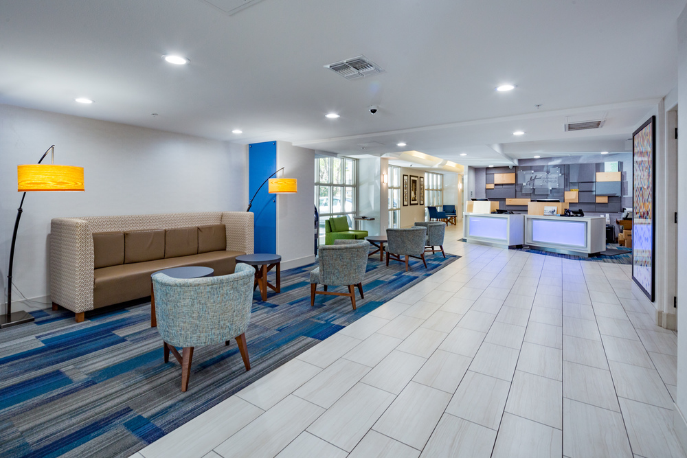 Holiday Inn Express Downtown Sacramento | SOLD