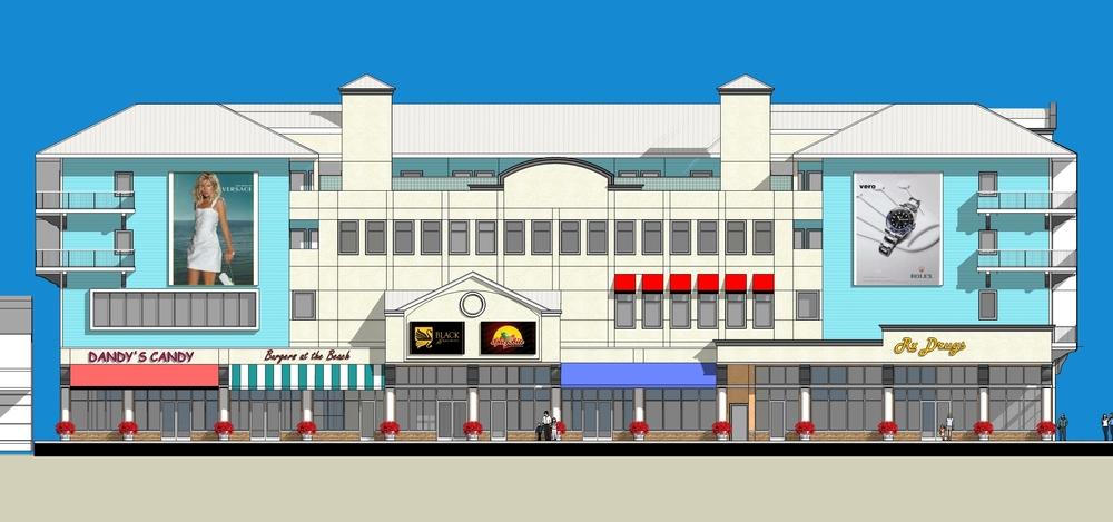 Gateway Galleria @7th North Ocean Boulevard