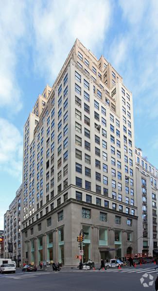 <div>654 Madison Avenue</div><div>New York, NY 10065</div>