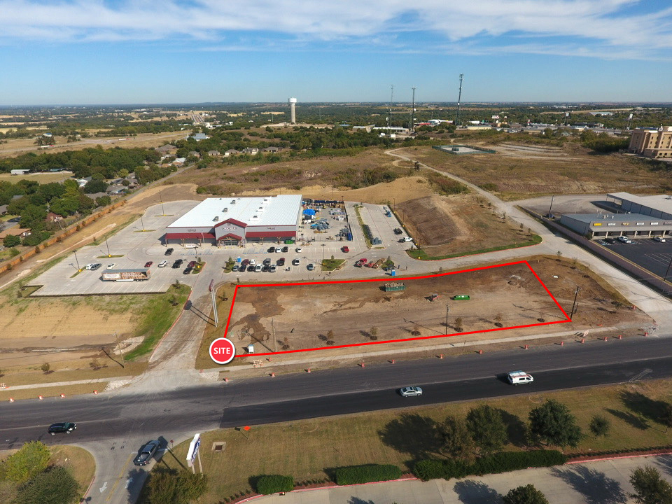 Opportunity Zone Outparcel