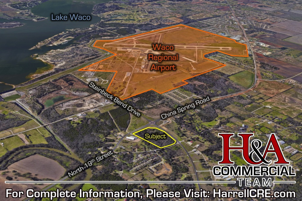 22.66 Acres at Prime Intersection