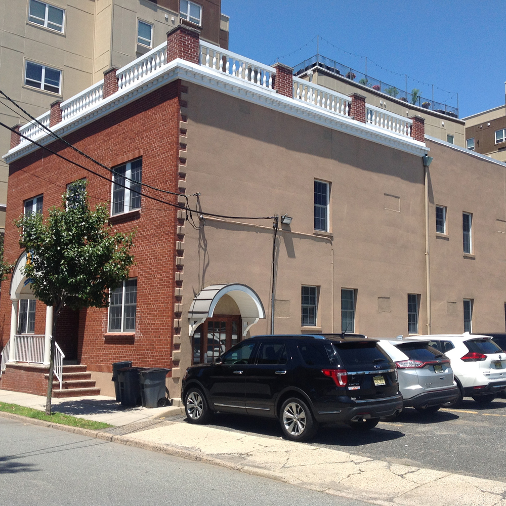 Downtown Hackensack Office Building for Sale