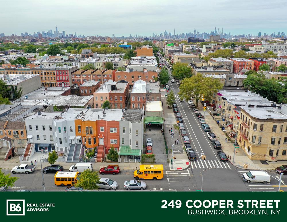 249 Cooper Street