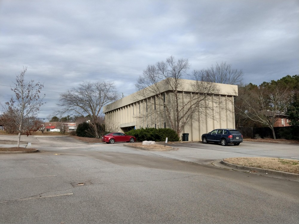 Two-Building Office Complex On Silver Comet Trail