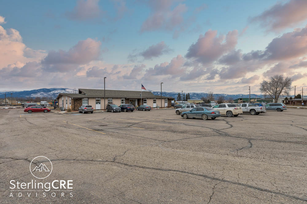 4.49+/- acres Redevelopment Opportunity - Office Building and Warehouse