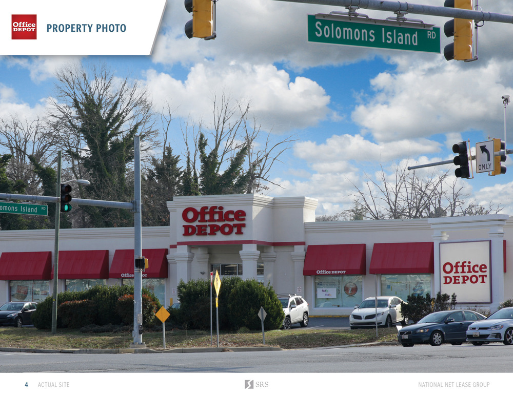 Annapolis, MD - Office Depot