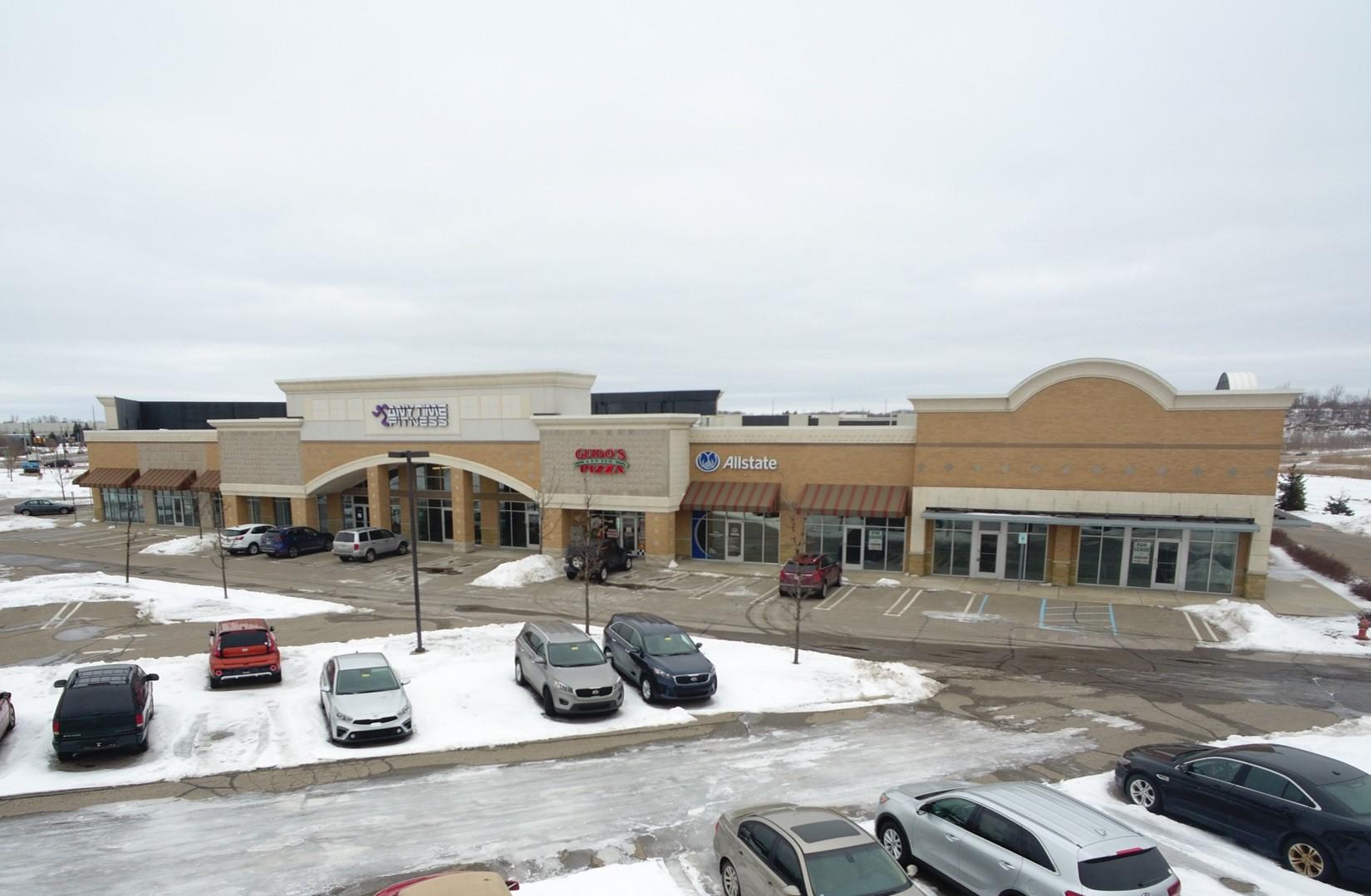 Dutton Retail Center