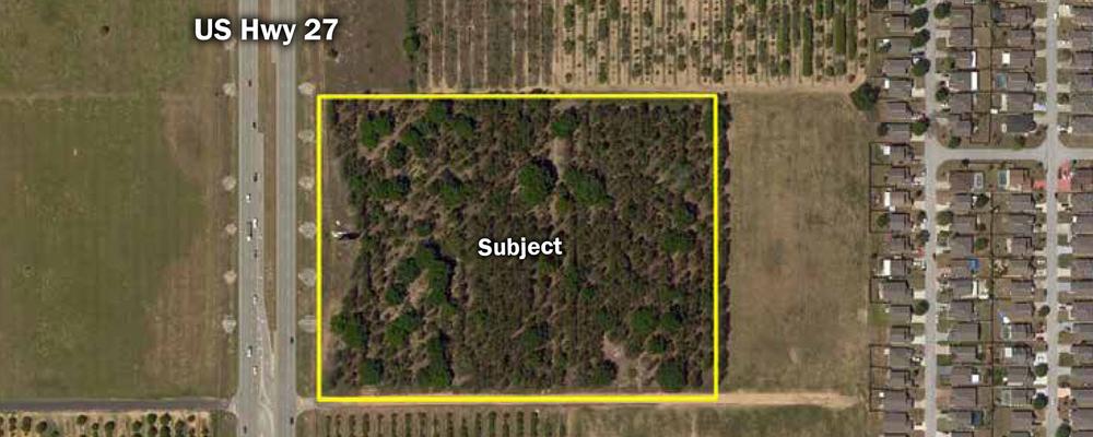 12.52 Acres US 27 - Davenport, FL