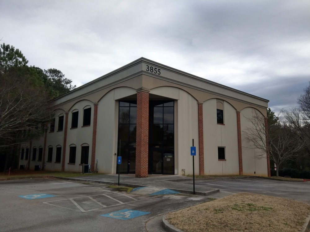 Freestanding Office Building On Silver Comet Trail | ± 16,618 SF