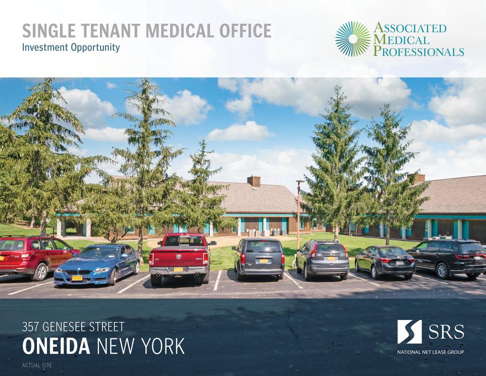 Oneida, NY - Associated Medical Professionals