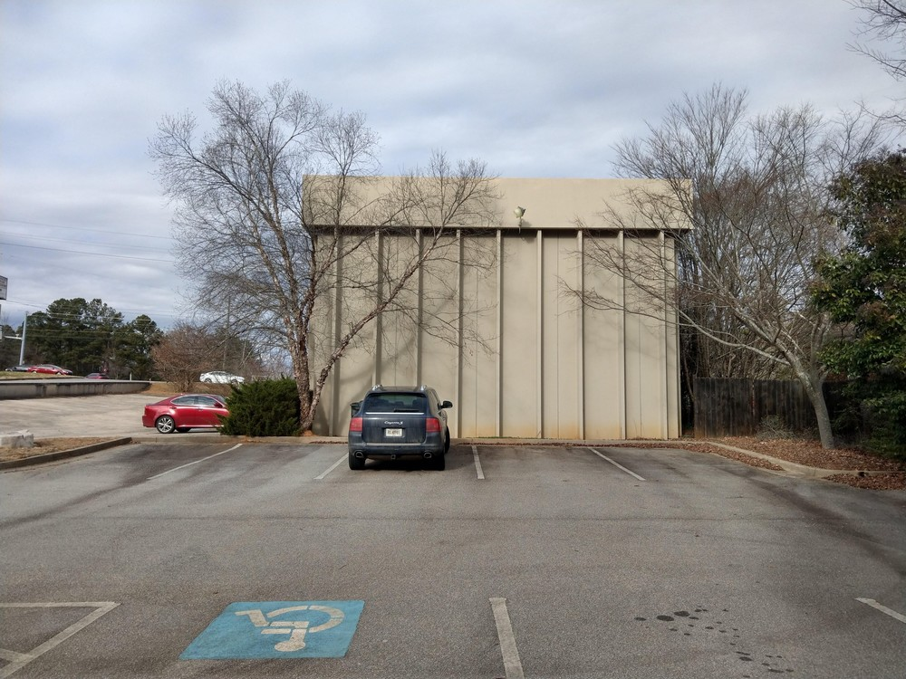 Freestanding Office Building On Silver Comet Trail | ± 6,278 SF
