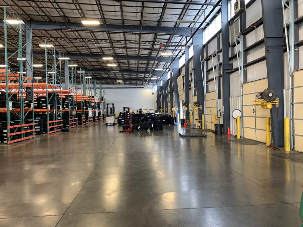 27,000 sq. ft. Sublease in Class A Warehouse Building