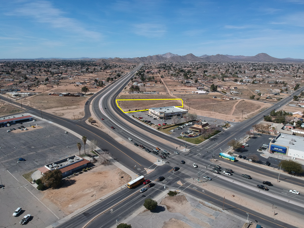 NWC of Highway 18 and Navajo Rd