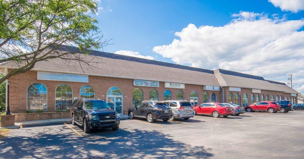 Bradley Square Shopping Center