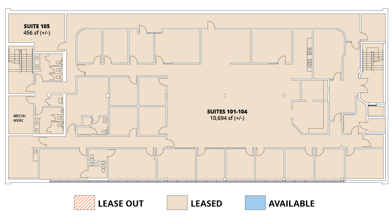 Floor Plan Ground Level
