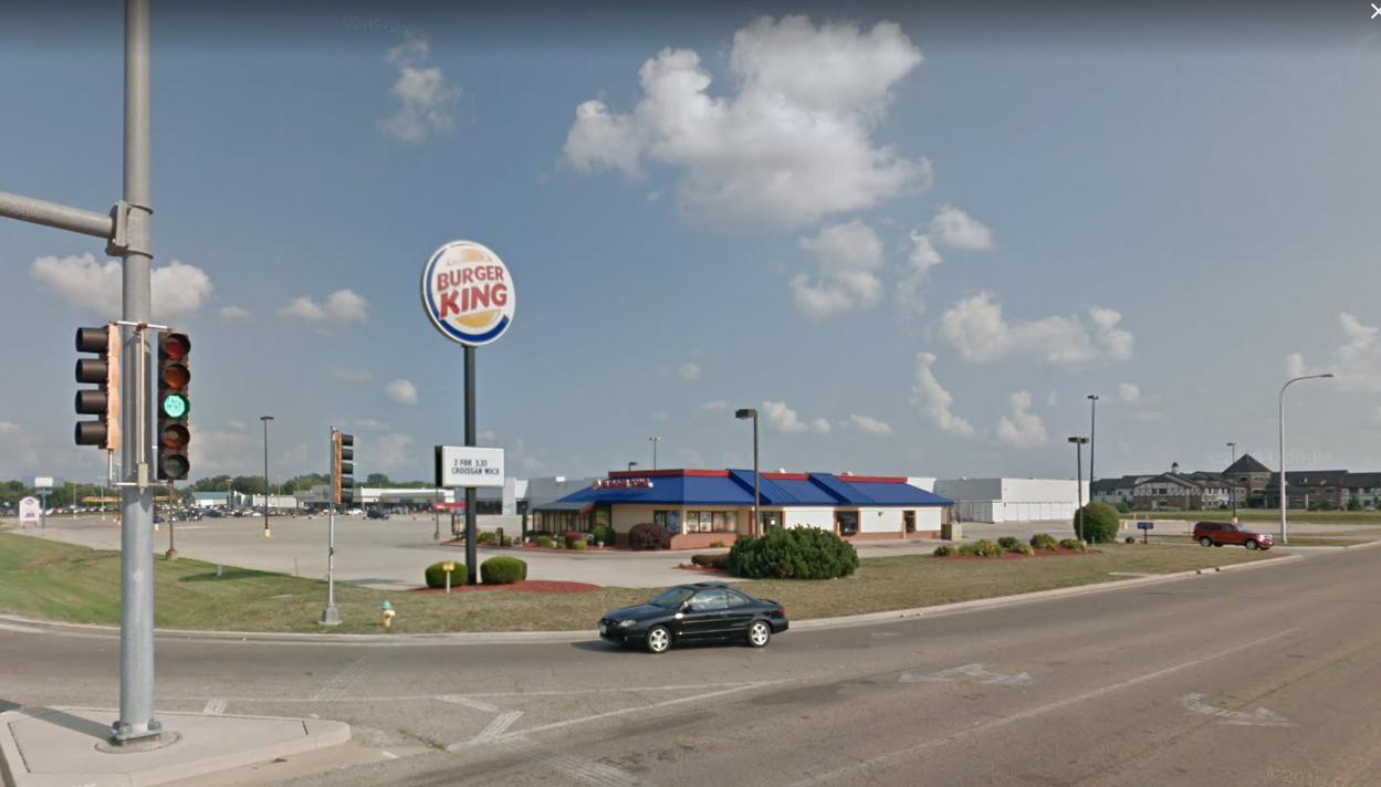 Former Fast Food Restaurant