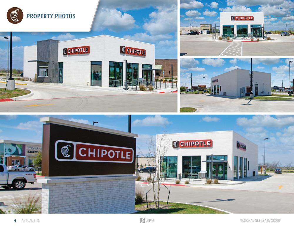 Roanoke, TX - Chipotle