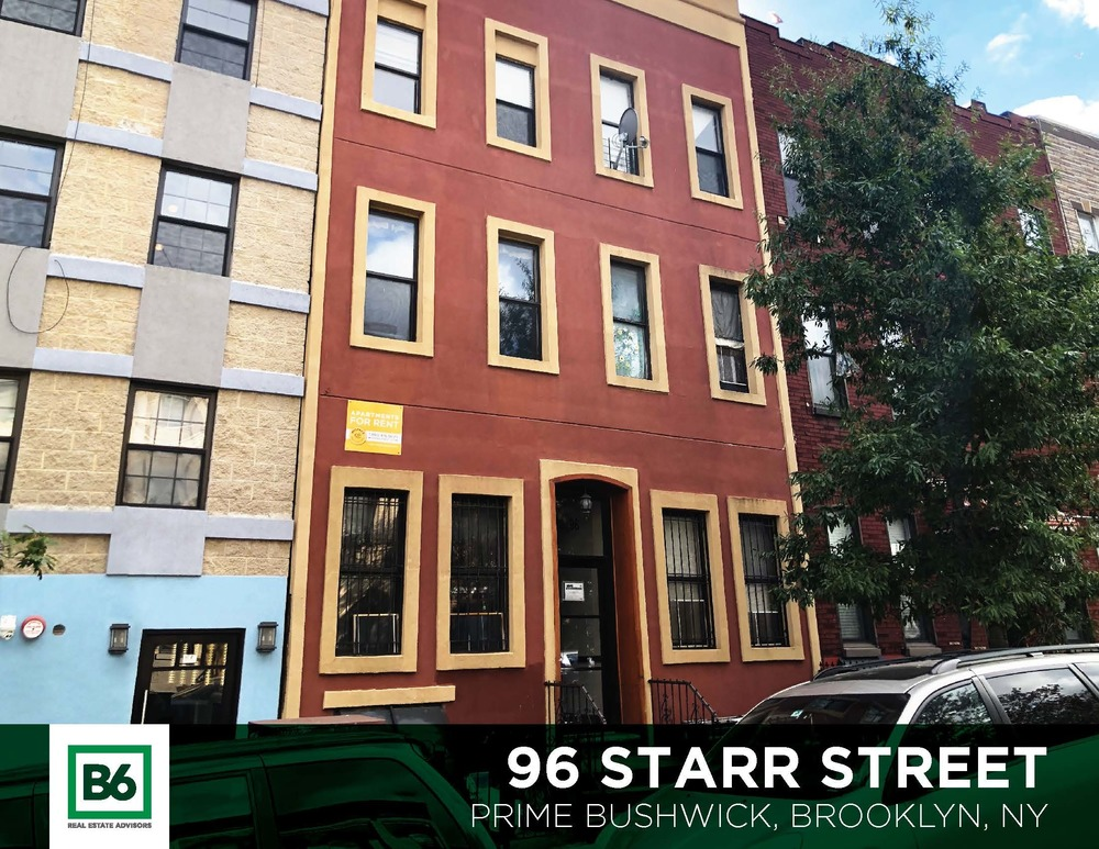 96 Starr Street