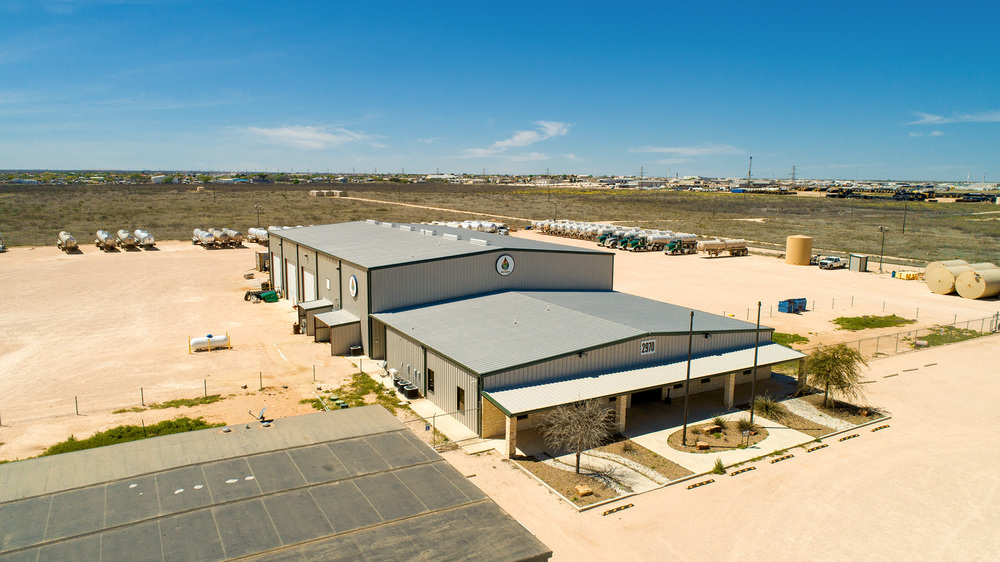 14,000 SF of Industrial Space on 20 Acres