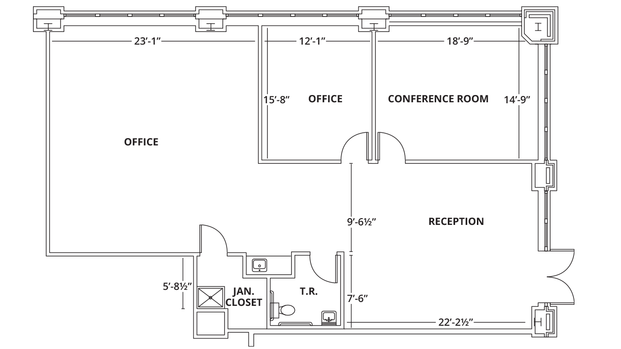 Suite 113 Office/Medical
