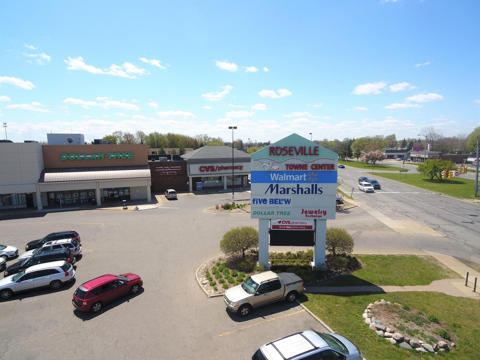 Roseville Towne Center Outlot