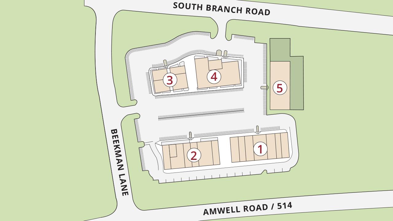 Site Plan Kingsbridge Center