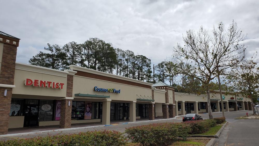 Hillside Shopping Center