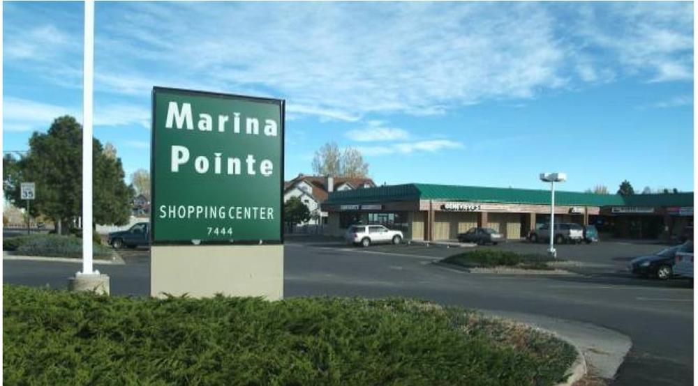 Marina Pointe Shopping Center