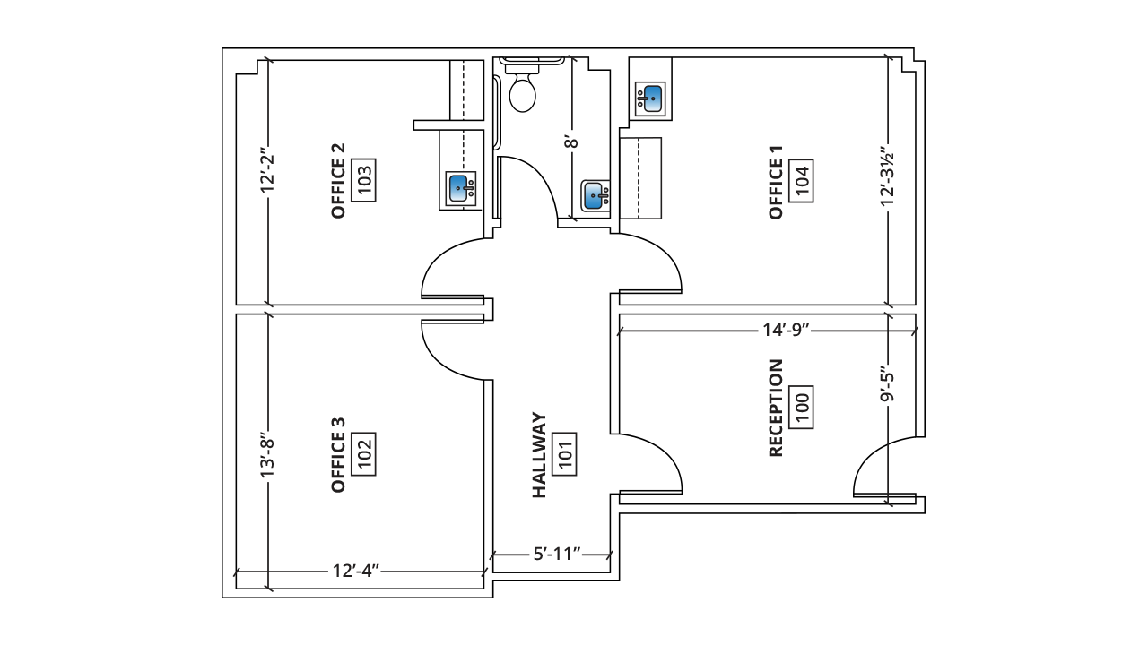 Suite 209 Office/Medical