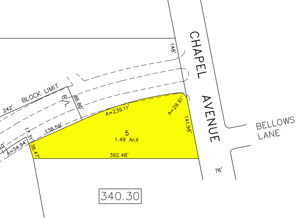 3001 Chapel Avenue West