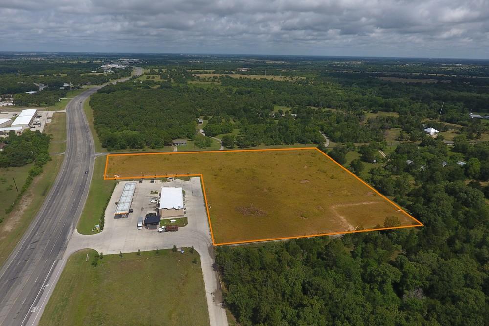 ± 5.62 Acres   Hwy 30 & Winding Creek   Bryan, TX