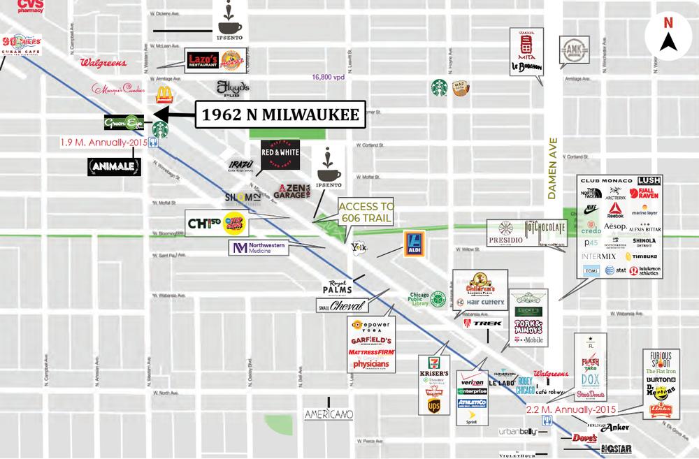 1962-1966 N. Milwaukee Avenue