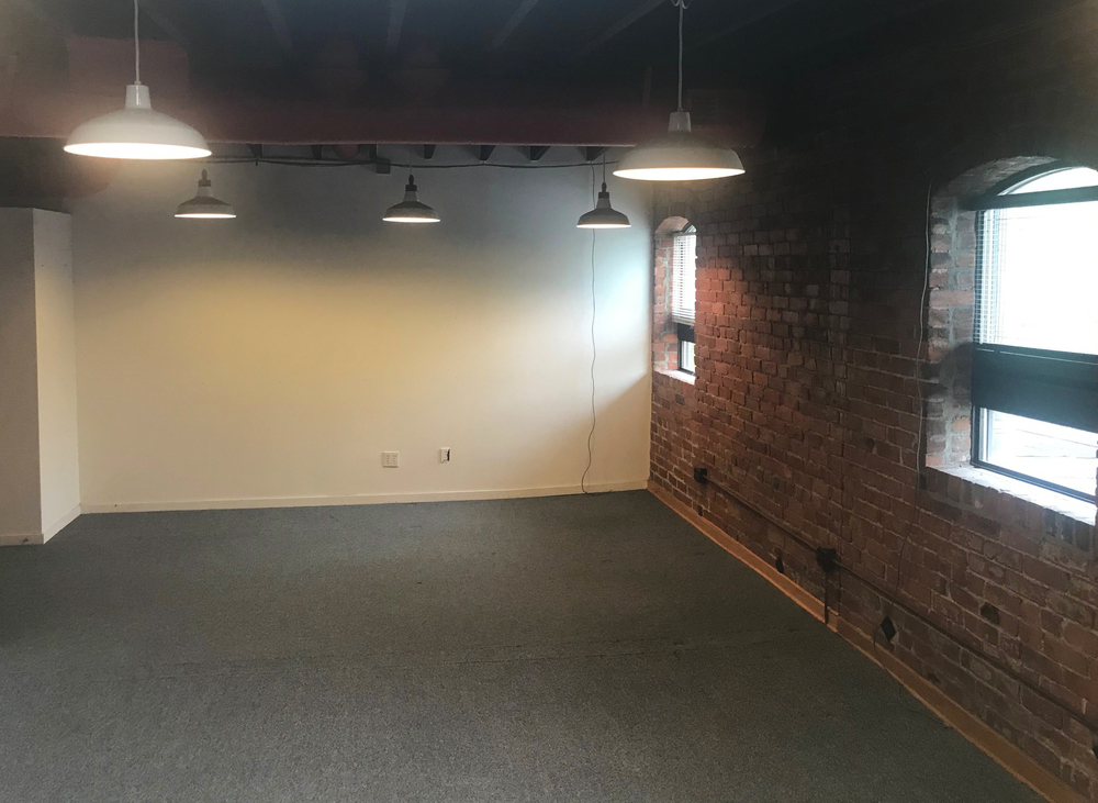 Offices for Lease in Northern Brewery Building - Downtown Ann Arbor