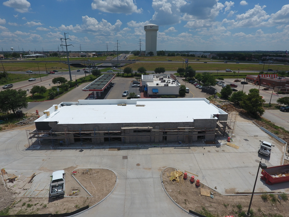 ± 3,600 SF Retail Space   1151 William D. Fitch Pkwy   College Station, TX