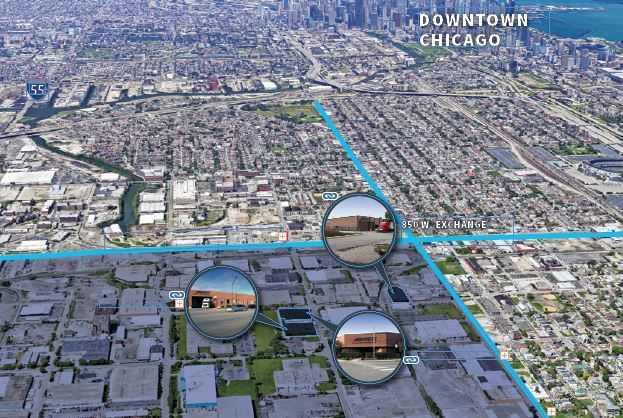 <div>Stockyards Industrial Park</div><div>Chicago, IL 60642</div>