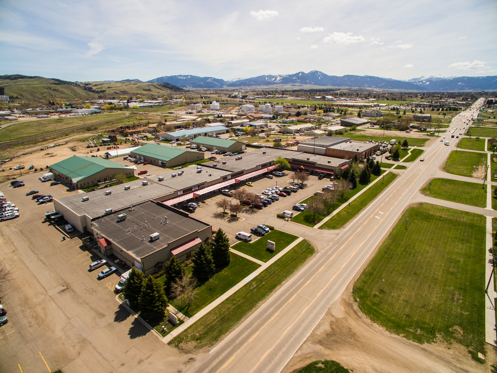 Bridger Park Industrial Complex